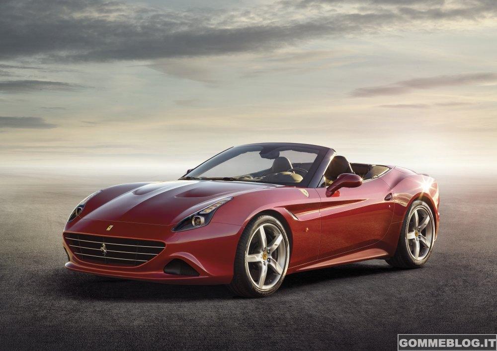 Ferrari California T: eleganza, sportività e tecnologia V8 Turbo