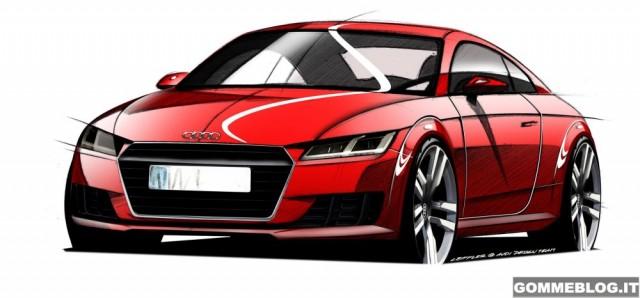 Nuova Audi TT 2014 - 0