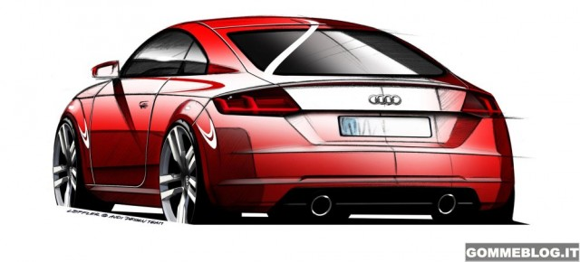 Nuova Audi TT 2014 - 1