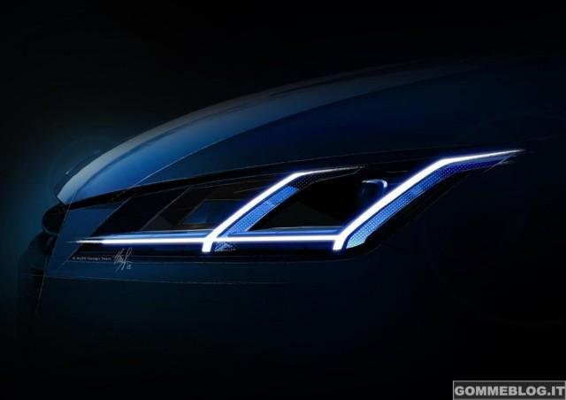 Nuova Audi TT 2014 - 2