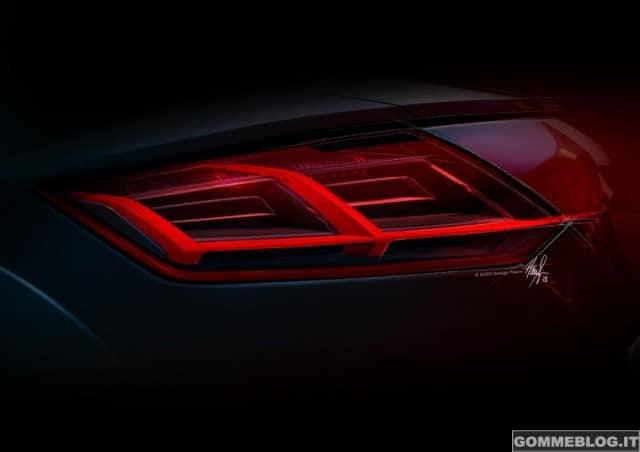 Nuova Audi TT 2014 - 3