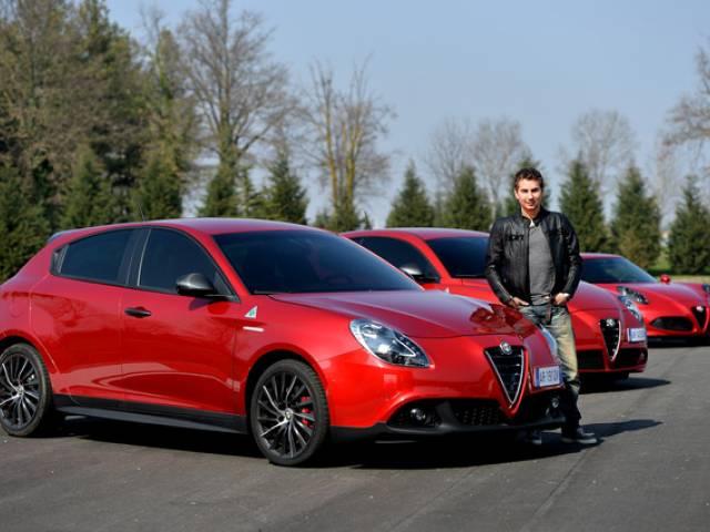 Jorge Lorenzo è l'eccezionale 'Alfa Romeo Fan' dell'anno