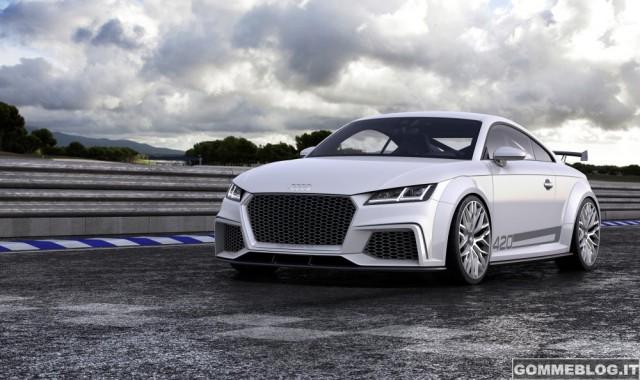 Audi TT quattro sport concept 2