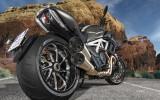 Pirelli DIABLO ROSSO 2: Primo equipaggiamento per la nuova Ducati Diavel