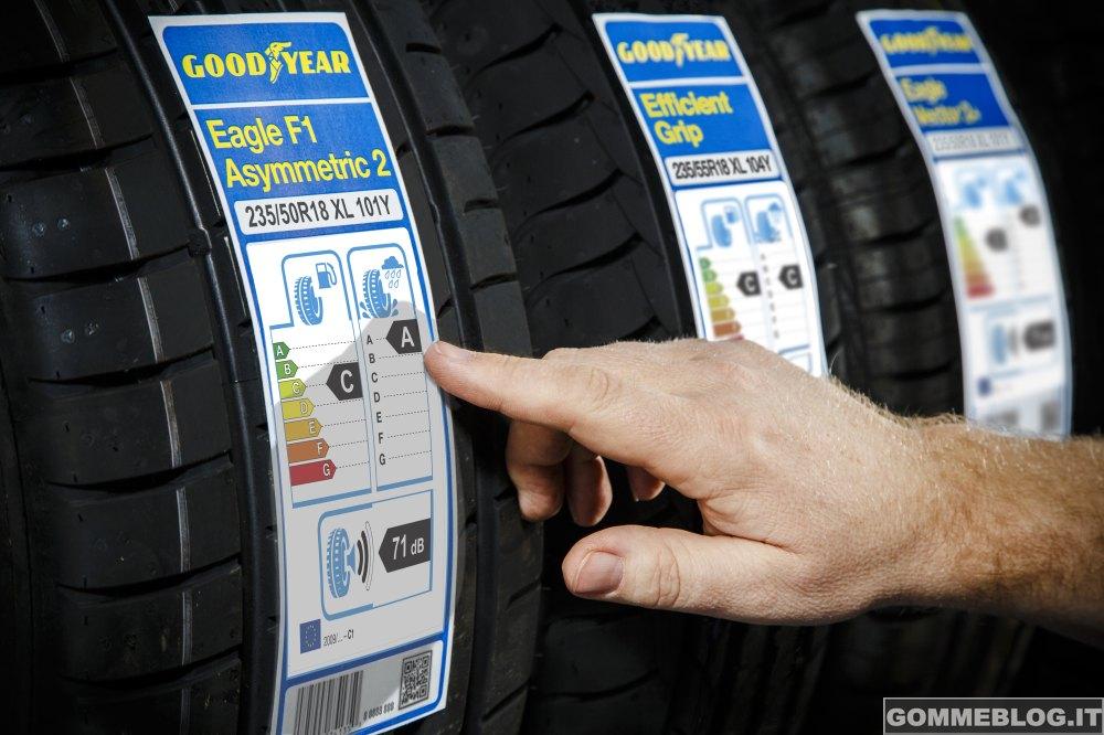 Etichetta Europea Pneumatici: alte classificazioni per le gomme SUV Goodyear