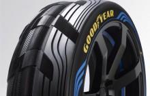 Goodyear Dunlop svela un pneumatico concept per i SUV del futuro