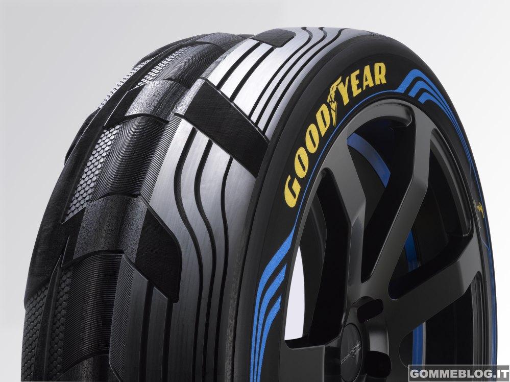 Goodyear Dunlop svela un pneumatico concept per i SUV del futuro 1