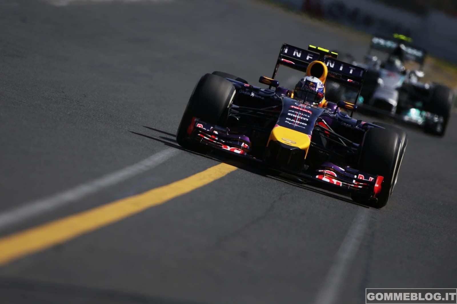 F1 2014 Gran Premio d'Australia: Pneumatici Pirelli e le Tante Novità