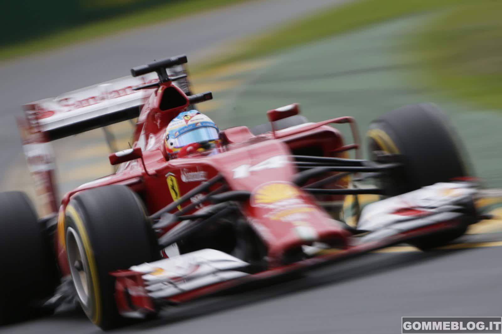 F1 GP d'Australia – La pioggia nasconde i valori in qualifica 10