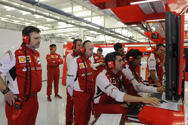 F1 GP Malesia: Ferrari, migliorare l'efficienza mantenendo l'affidabilità [VIDEO]