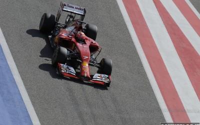 F1 2014: Ferrari, è Tempo di Scendere in Pista
