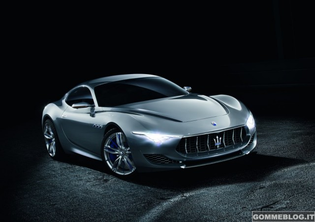 Maserati Alfieri - 0