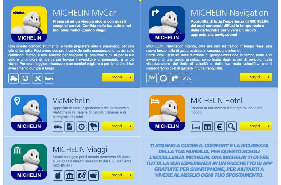 Michelin-APP