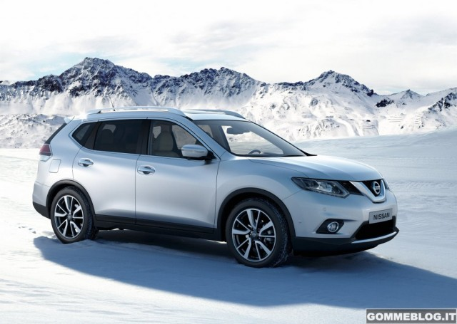 Nuovo Nissan X­Trail - 0