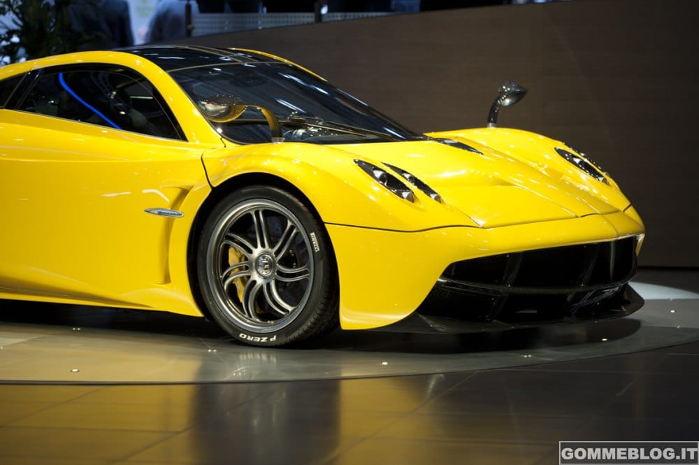 Pirelli PZero: Esaltano le Prestazioni di Lamborghini, Ferrari, McLaren