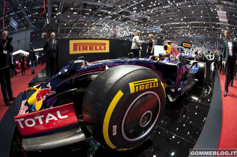 """Salone di Ginevra 2014: il 64% delle Auto """"Prestige"""" calza Pneumatici Pirelli"""