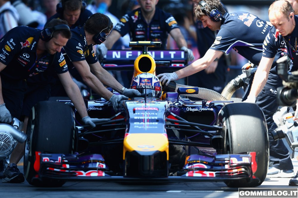 F1 2014 GP D'Australia -  IMMAGINI Red Bull Racing 5