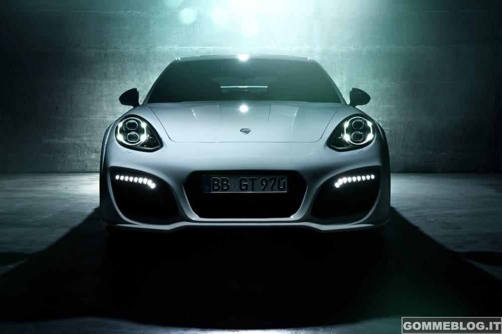 TechArt GrandGT Porsche Panamera: Galleria IMMAGINI