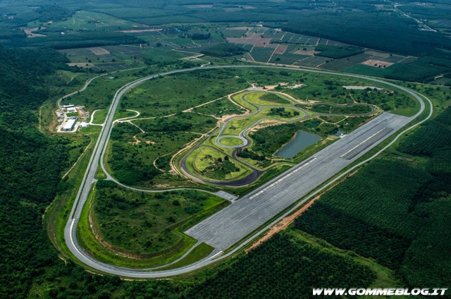 Yokohama completa il Centro Test Pneumatici in Tailandia