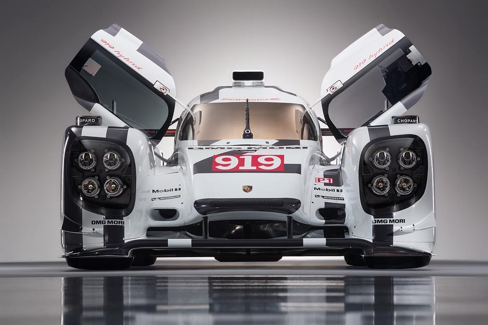 Porsche 919 Hybrid: Tutto pronto per la 24 Ore di Le Mans 2014 2