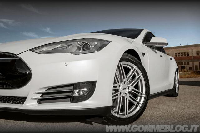 AEZ Cliff High Gloss: Cerchi in lega per Tesla S 2