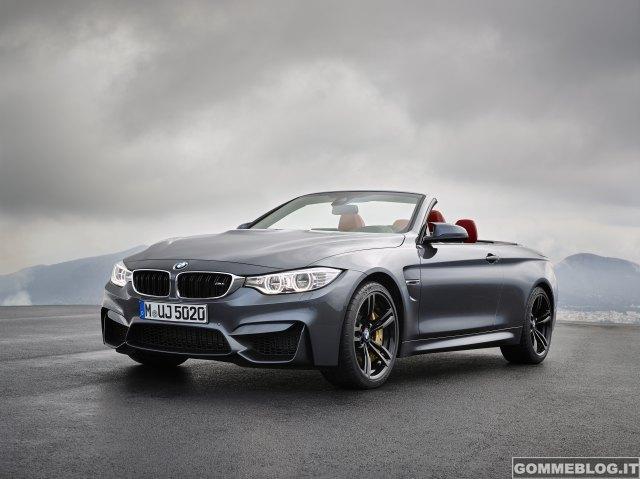 BMW M4 Cabrio: Potenza a Cielo Aperto [VIDEO] [IMMAGINI]
