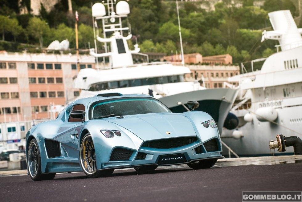 Mazzanti Automobili al Top Marques Monaco Show 2014