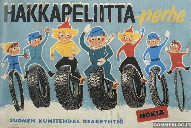 Pneumatici invernali: Nokian festeggia 80 anni 4