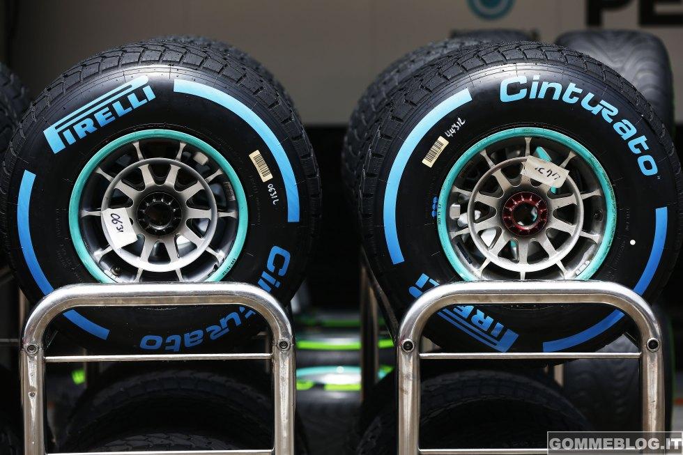 Formula 1: Pirelli e Bottas .. Correre sul bagnato a 316 Km/h 3