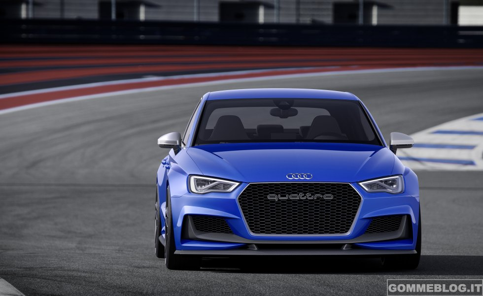 Audi A3 Clubsport quattro Concept 3