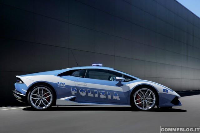 Lamborghini Huracan LP610-4 Polizia - 1