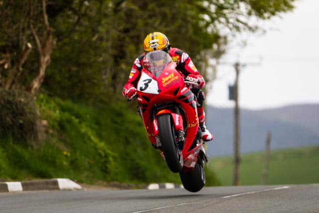 Isle of Man TT 2014: Dunlop Partner ufficiale del TT all'Isola di Man