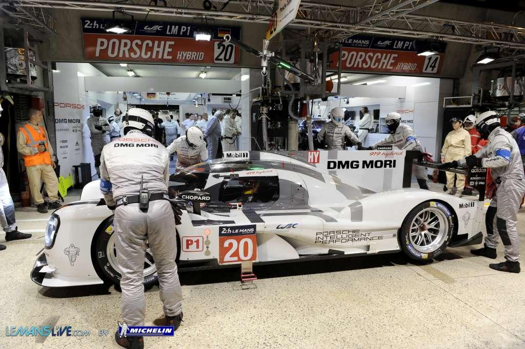 24 Ore di Le Mans 2014: Gli pneumatici Michelin in dettaglio