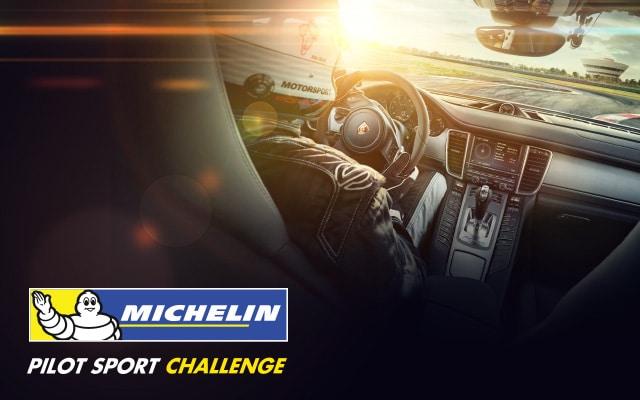 Michelin Pilot Sport Experience: Vivi la Pista con Michelin e Top Gear