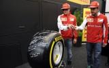 Pirelli: pneumatico firmato da piloti F1 per la partita interreligiosa per la pace