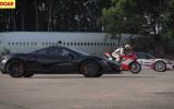 Porsche 918 Spyder VS McLaren P1 VS Ducati 1199 SuperLeggera [VIDEO]