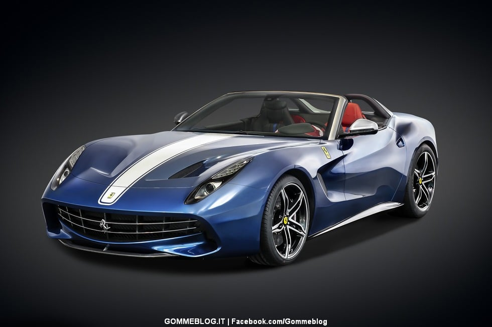 Ferrari F60America: per celebrare 60 anni in Nord America