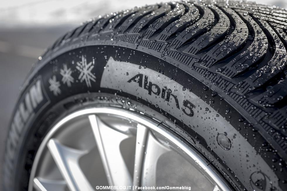 Michelin Alpin 5 Gomme: Pneumatici Invernali 2016