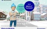 Michelin Road Usage Lab: un laboratorio di guida dal vivo