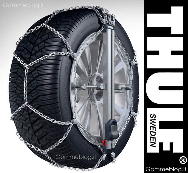 Catene da Neve Thule Easy-fit CU-9: Facili, intuitive, veloci 5