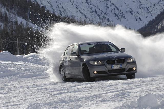 Pneumatici Invernali Bridgestone 2014 - 2015 1