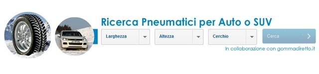Prezzi Gomme Neve 2014 Online