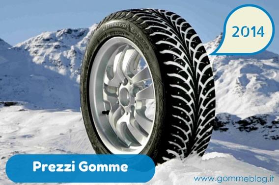 Prezzi Pneumatici Invernali: Gomme Auto e SUV 1