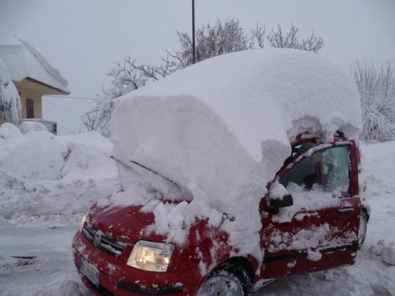 Ordinanze Pneumatici Invernali 2014 – 2015: Veneto