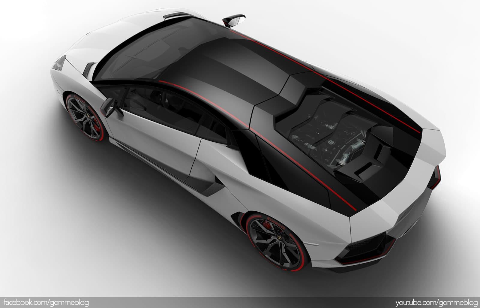 Lamborghini Aventador LP 700-4 Pirelli Edition 2