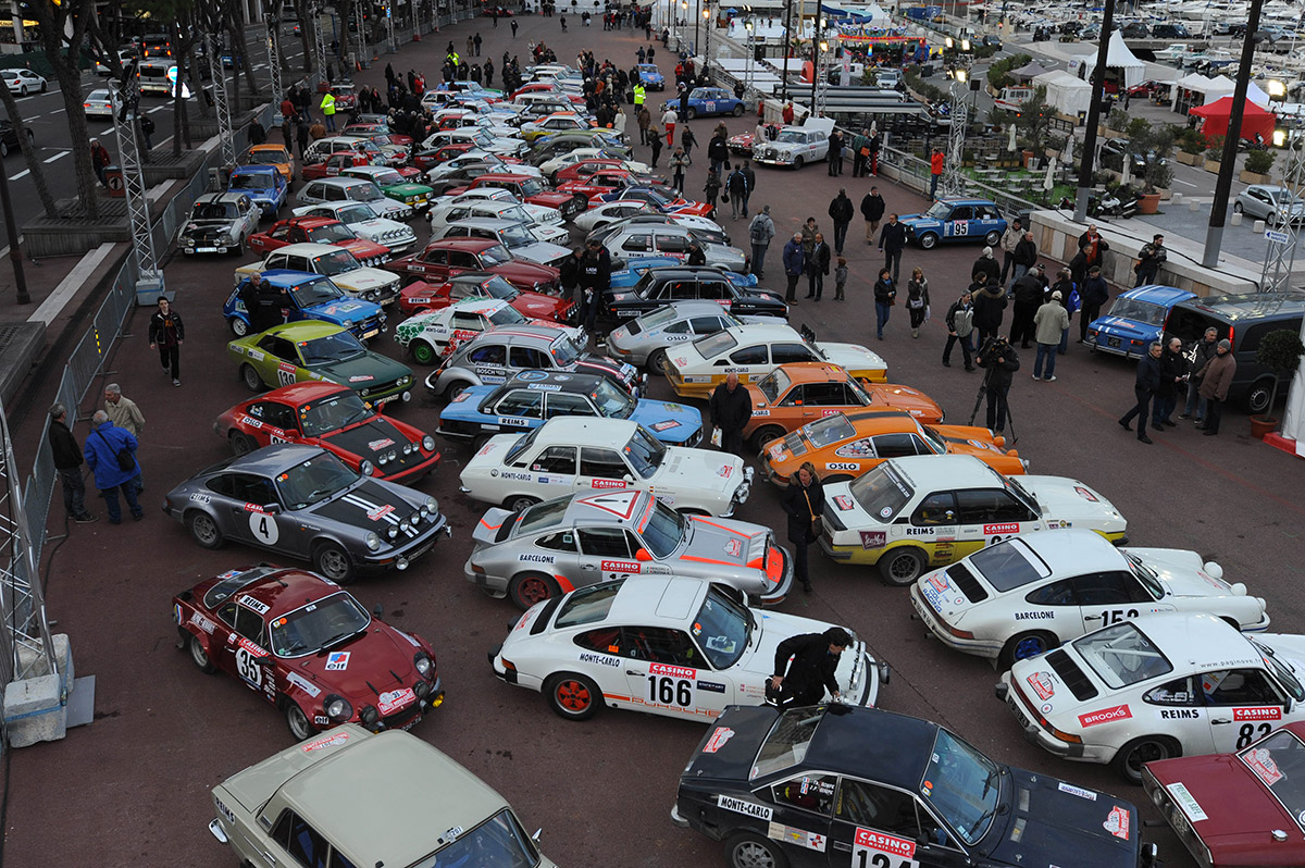 Milano Autostoriche: Obiettivo Rallye di Montecarlo