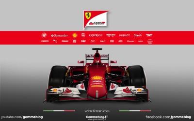 Ferrari SF15-T: Presentazione e dati Tecnici