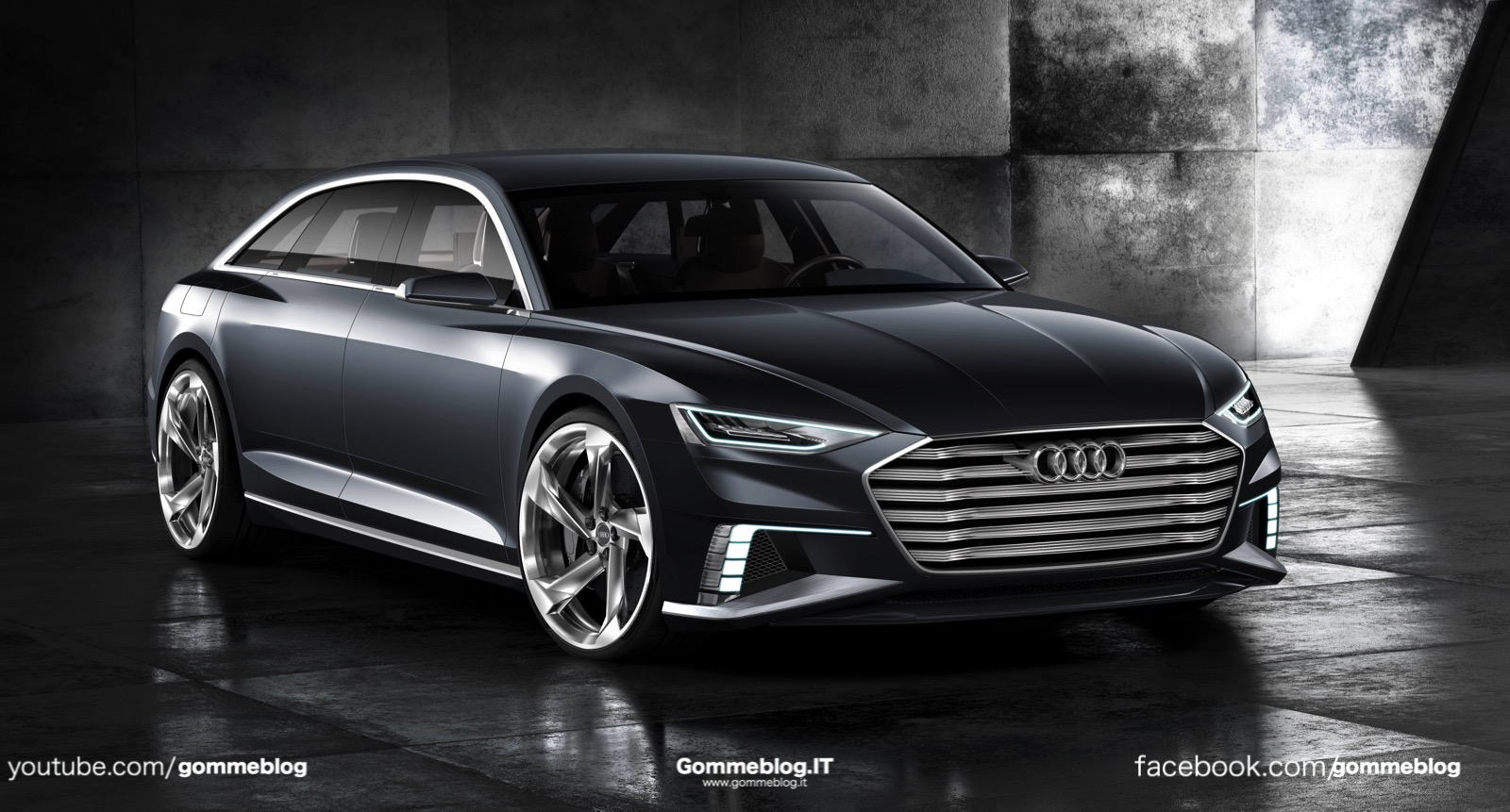 Audi Prologue: una nuova era del design