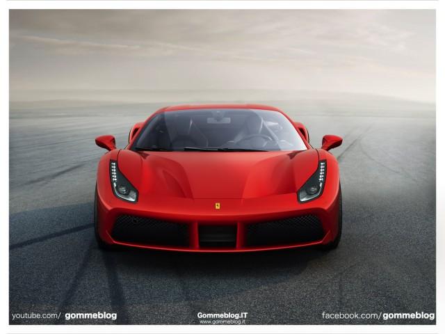 Ferrari 488 GTB - 01