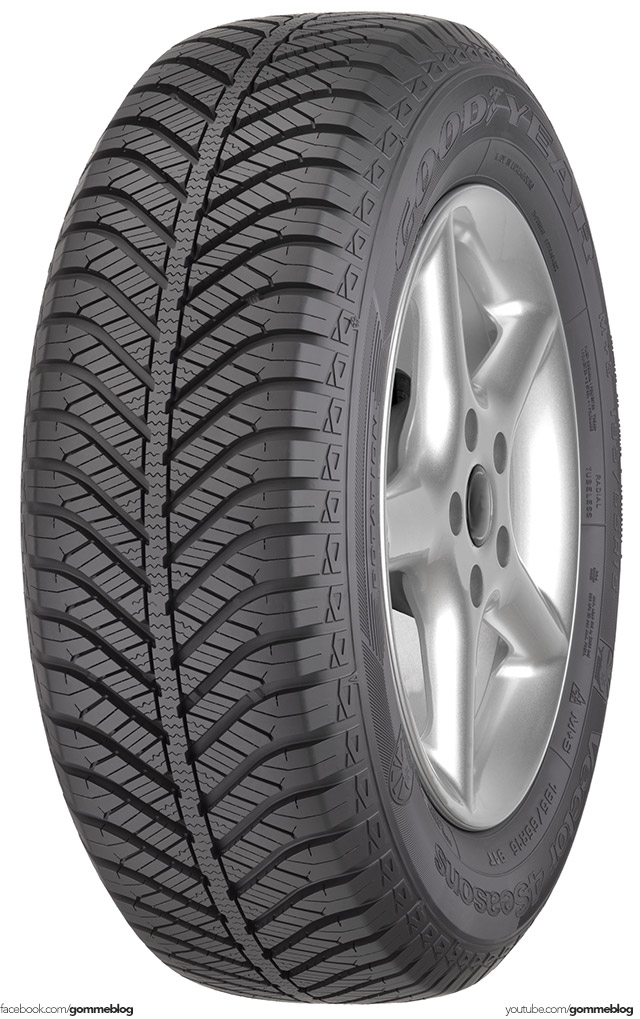 Goodyear Vector 4Seasons, il pneumatico M+S dei record 4